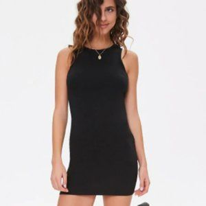 Forever 21 Ribbed Mini Bodycon Dress